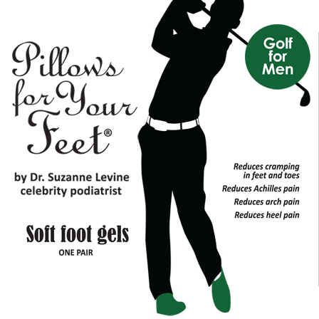 Pillows For Your Feet Golf for Men
