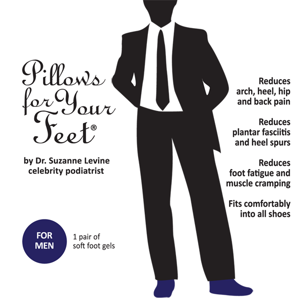 Pillows For Your Feet for Men