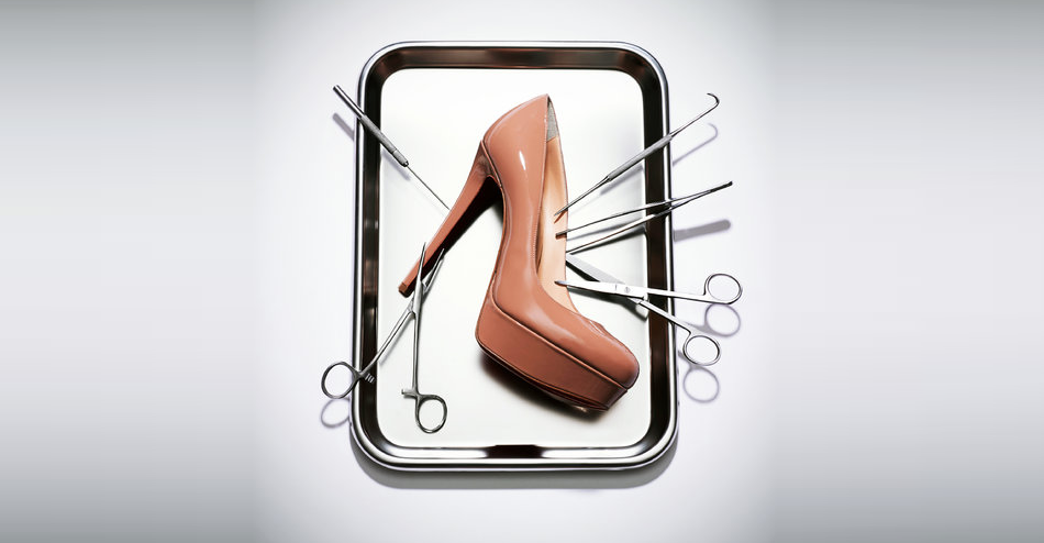 My Feet Are Killing Me - NY Times, Foot Surgeries So Women Can Wear Designer Shoes Article featuring Dr. Suzanne Levine