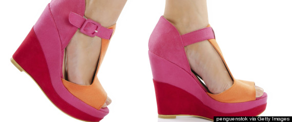 Platform Shoes - My Feet Are Killing Me by Dr. Suzanne Levine, Huffington Post